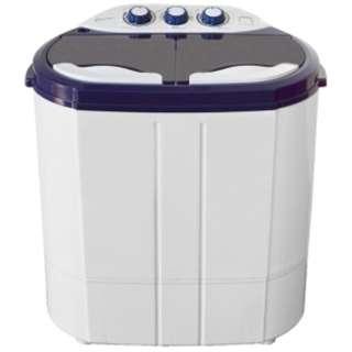 TOM-05 2槽式洗濯機 マイセカンドランドリー ホワイト [洗濯3.6kg /乾燥機能無 /上開き]