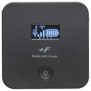 【SIMフリー 標準SIMx1】モバイルルータ LTE/Wi-Fi[無線n/g/b] +F プラスエフ FS020W