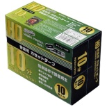 HDAT10N10P2 カセットテープ HIDISC [10本 /10分 /ノーマルポジション]