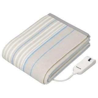 DB-RP1M 電気毛布 ライトグレー [シングルサイズ /掛・敷毛布]