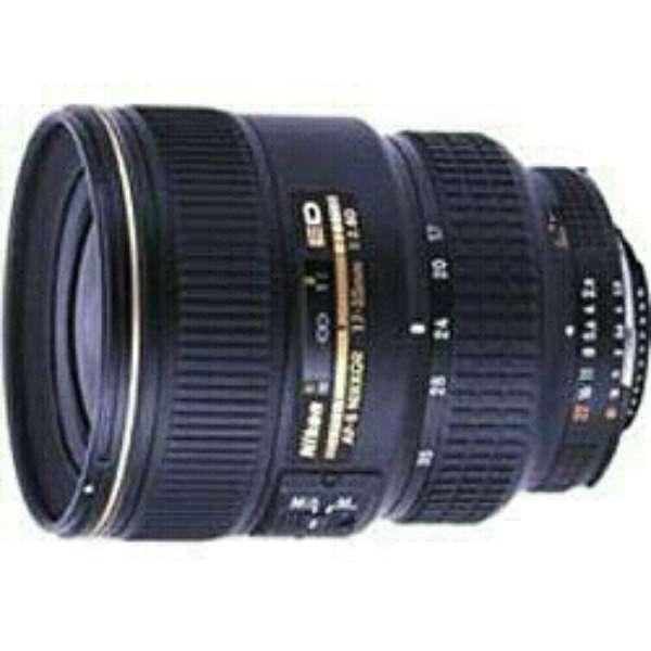 カメラレンズ AI AF-S Zoom-Nikkor 17-35mm f/2.8D IF-ED NIKKOR(ニッコール) ブラック [ニコンF /ズームレンズ]