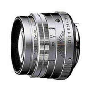 カメラレンズ smc PENTAX-FA 77mmF1.8 Limited シルバー [ペンタックスK /単焦点レンズ]