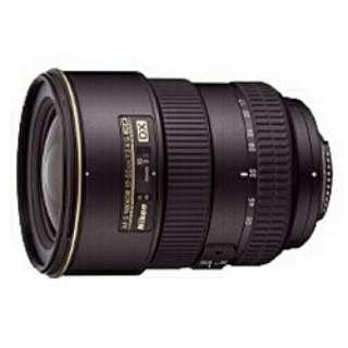 カメラレンズ AF-S DX Zoom-Nikkor 17-55mm f/2.8G IF-ED APS-C用 NIKKOR(ニッコール) ブラック [ニコンF /ズームレンズ]