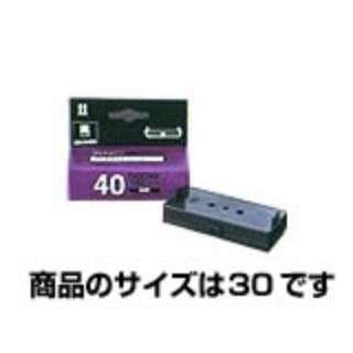 交換用パッド サイズ30 黒(70mm×9mm)QS-P30B