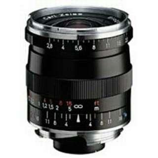 カメラレンズ T* 2.8/25 ZM Biogon(ビオゴン) ブラック [ライカM /単焦点レンズ]