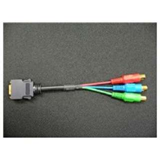 0.1mD端子コンポーネント変換ケーブル AD-513