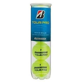 ツアープロテニスボール 4個