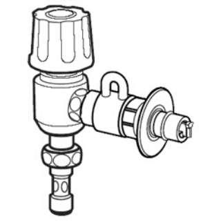 CB-E7 分岐水栓 [食器洗い乾燥機用]