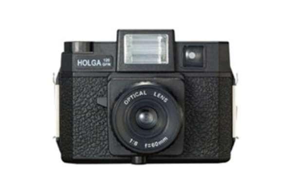 フィルムカメラのおすすめ 銀一「Holga」120GFN