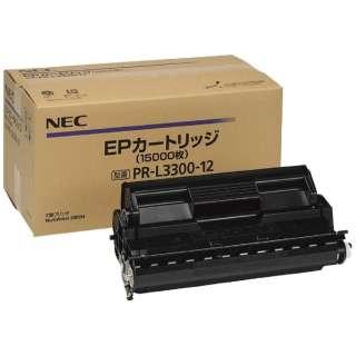 PR-L3300-12 純正トナー EPカートリッジ モノクロ