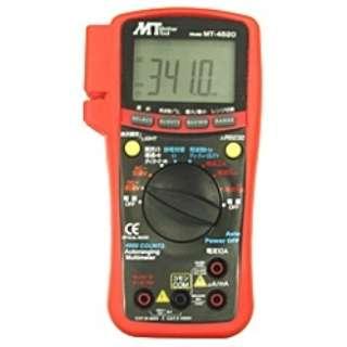 PC対応 デジタルマルチメータ MT-4520