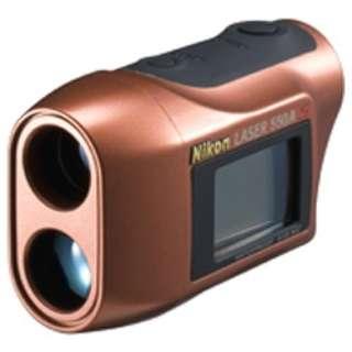 ニコン携帯型レーザー距離計(オレンジ) レーザー L550AS