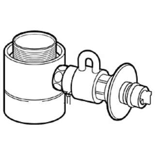 CB-STKA6 分岐水栓 [食器洗い乾燥機用]