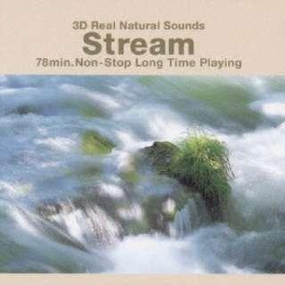 (BGM)/ 3Dリアル自然音「川のせせらぎ」 【CD】