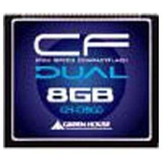 8GBコンパクトフラッシュ GH-CF8GD[生産完了品 在庫限り]