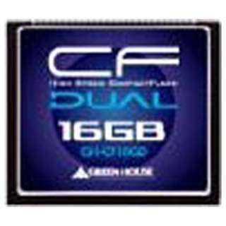 16GBコンパクトフラッシュ GH-CF16GD