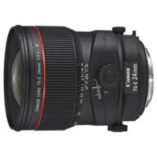 カメラレンズ TS-E24mm F3.5L II ブラック [キヤノンEF /単焦点レンズ]