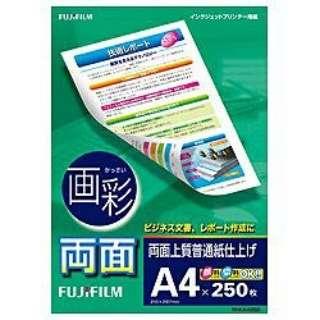 """画彩"" 両面上質普通紙仕上げ (A4サイズ・250枚) RHKA4250"