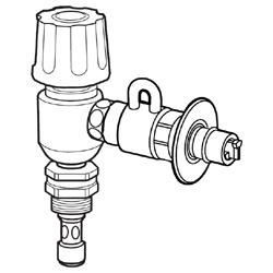 パナソニック 分岐水栓 CB-ET7 食器洗い機・乾燥機