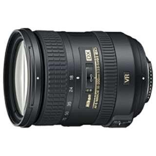 カメラレンズ AF-S DX NIKKOR 18-200mm f/3.5-5.6G ED VR II APS-C用 NIKKOR(ニッコール) ブラック [ニコンF /ズームレンズ]