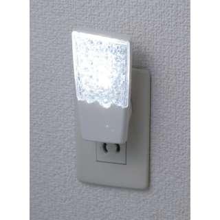 LED付センサーライト PM-L112-W ホワイト