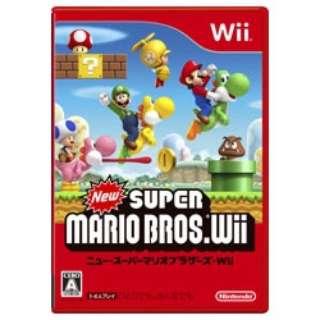 New スーパーマリオブラザーズ Wii【Wii】