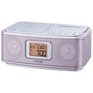 ラジカセ CFD-E501 ピンク [CDラジカセ]