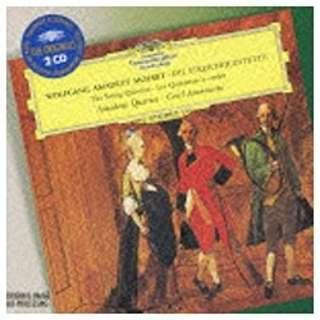 アマデウス弦楽四重奏団/モーツァルト:弦楽五重奏曲全曲 【CD】
