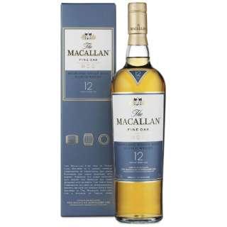 ザ・マッカラン ファインオーク 12年 700ml【ウイスキー】