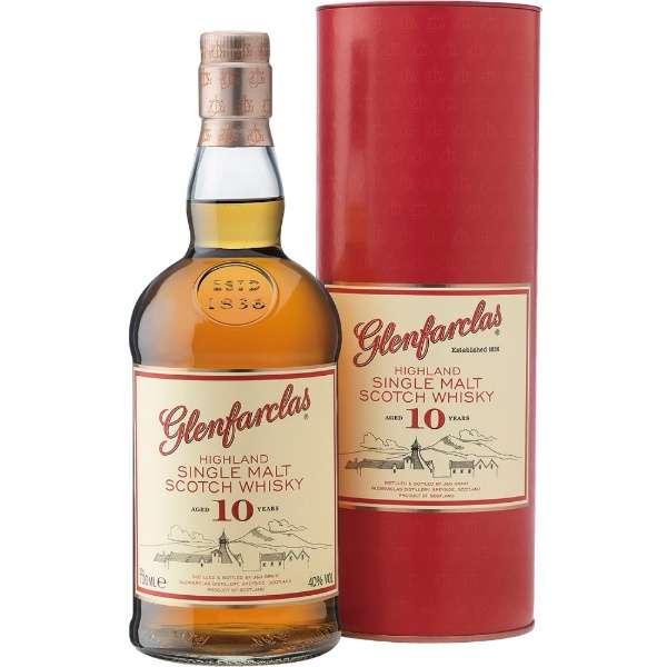 [正規品] グレンファークラス 10年 700ml【ウイスキー】