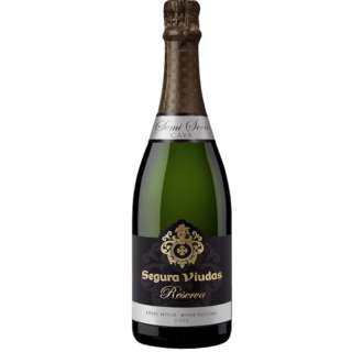 セグラヴューダス セミセコ 750ml【スパークリングワイン】