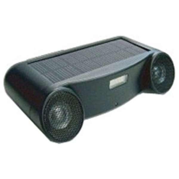 SSB-005 アクティブスピーカー SOLAR SOUND ブラック