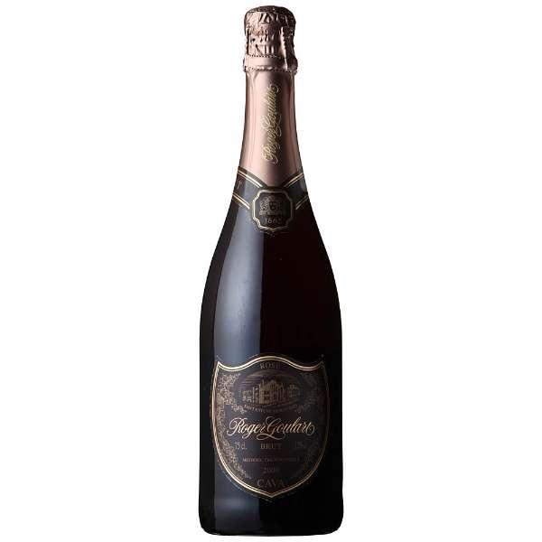 ロジャーグラート ブリュット・ロゼ 750ml【スパークリングワイン】