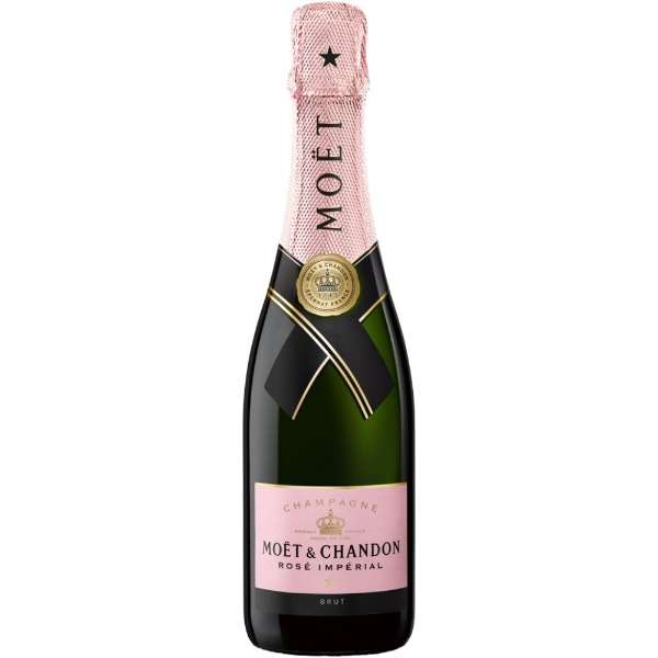 [正規品] モエ・エ・シャンドン ロゼ ハーフボトル 375ml【シャンパン】