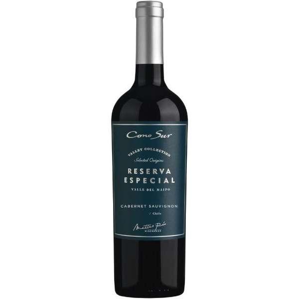 コノスル カベルネ・ソーヴィニヨン レゼルバ・エスペシャル ヴァレー コレクション 750ml【赤ワイン】