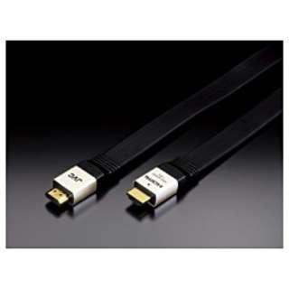 VX-HD115EH HDMIケーブル [1.5m /HDMI⇔HDMI /フラットタイプ /イーサネット対応]