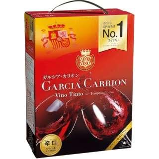 ガルシア・カリオン テンプラニーリョ 3000ml【赤ワイン】