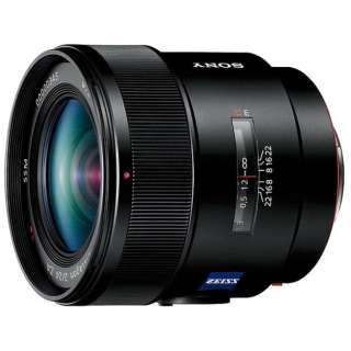 カメラレンズ T* 24mm F2 ZA SSM Distagon(ディスタゴン) ブラック SAL24F20Z [ソニーA(α) /単焦点レンズ]