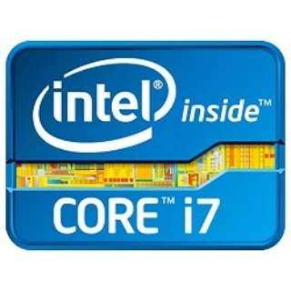 Core i7 i7-2600 3.40GHz  8MB BX80623I72600