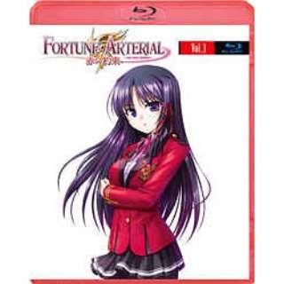 FORTUNE ARTERIAL -フォーチュンアテリアル- 赤い約束 第3巻 【ブルーレイ ソフト】