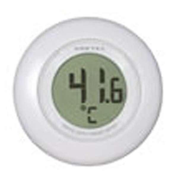 デジタル湯温計 O-227WT ホワイト