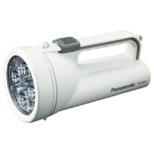 F-KJWBS01-W 懐中電灯 白 [LED /単1乾電池×4]