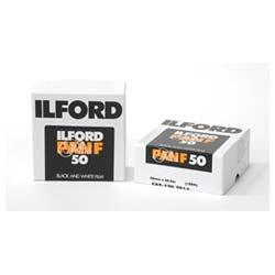 イルフォード PANF プラス 50 135-30.5m巻き PANFPLUS135100F