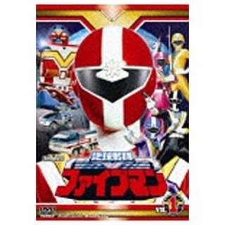地球戦隊ファイブマン Vol.1 【DVD】