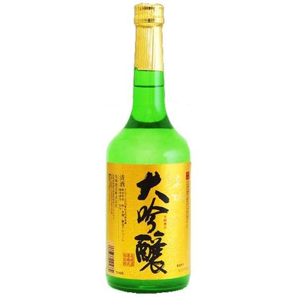 名城 大吟醸 720ml【日本酒・清酒】