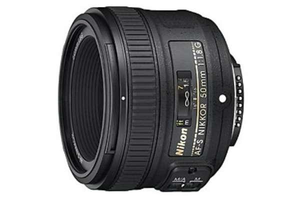 ニコンのカメラレンズおすすめ20選 ニコン AF-S NIKKOR 50mm f/1.8G