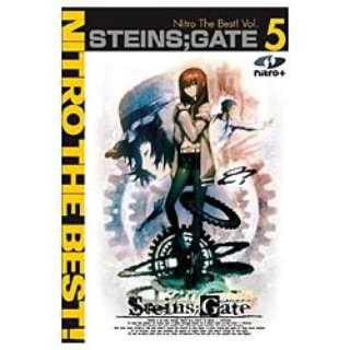 〔Win版〕 STEINS;GATE Nitro The Best! Vol.5 (シュタインズ ゲート Nitro)