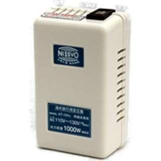 変圧器 (ダウントランス・熱器具専用) AT-101z