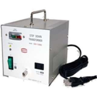 変圧器 (ダウントランス)「トランスフォーマ SDXシリーズ」(110/120V・600W) SDX-600U