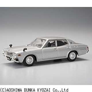 1/43 DISM 330 グロリア GL-E 後期型 ['77] (シルバーメタリック)